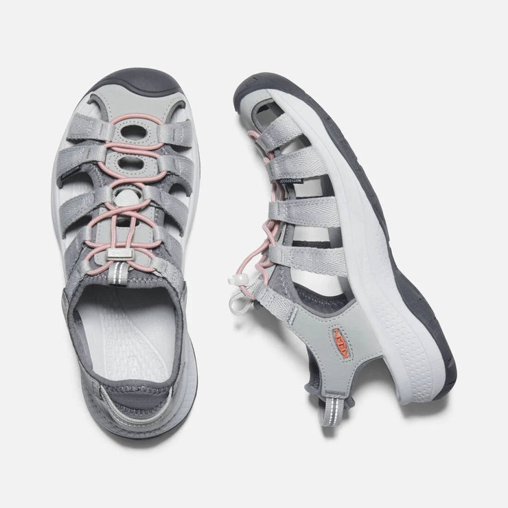 Keen Womens Astoria West Grey Coral