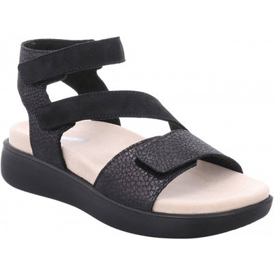 Romika Womens Borneo 07 Black