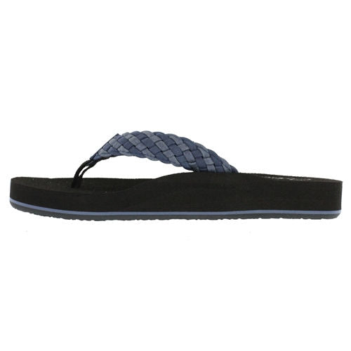 Cobian Womens Braided Bounce Indigo