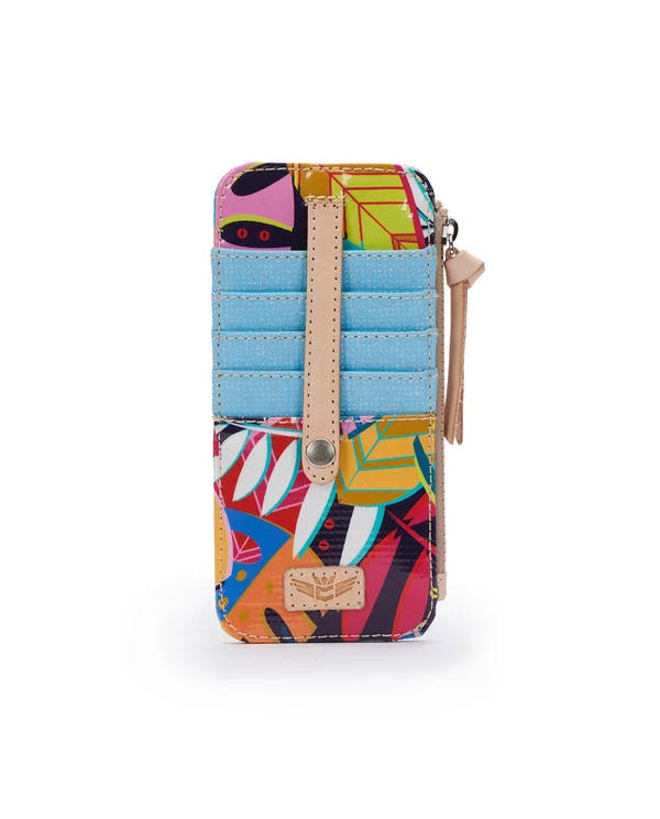 Consuela Card Organizer Maya Tropical