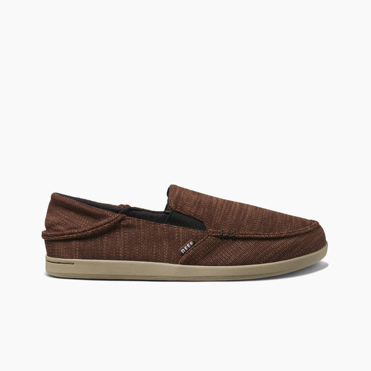 Reef Mens Cushion Matey Knit Brown