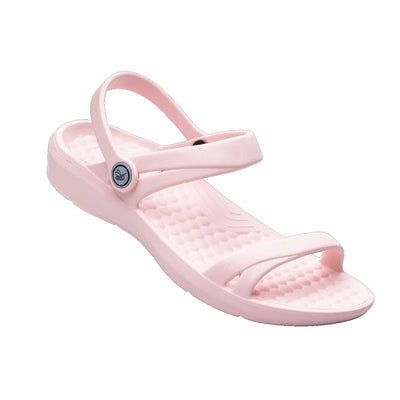 Joybees Womens Dance Sandal Pale Pink
