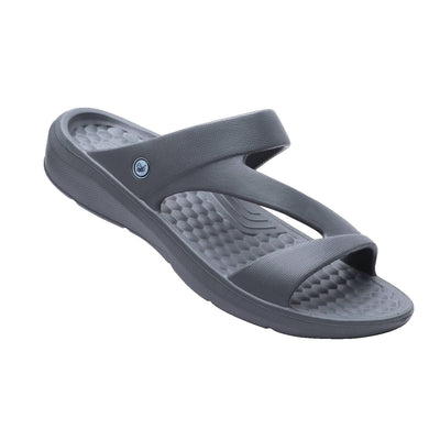 Joybees Womens Everyday Sandal Charcoal