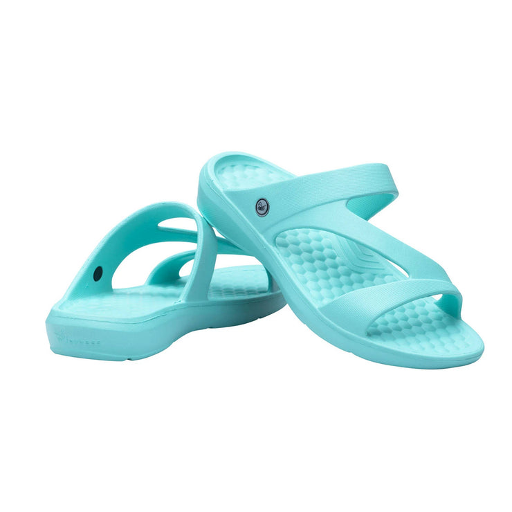 Joybees Womens Everyday Sandal Island Aqua