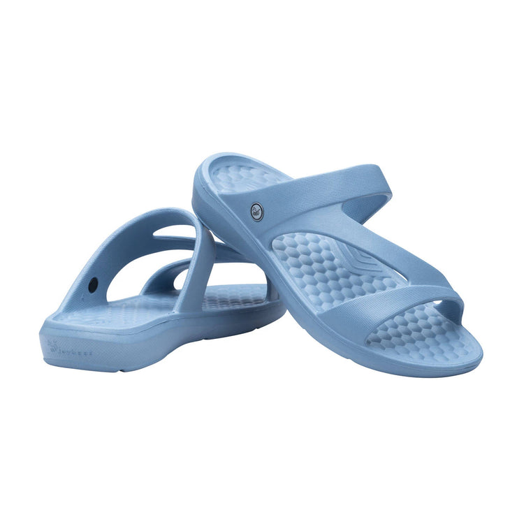 Joybees Womens Everyday Sandal Light Blue
