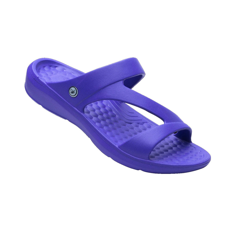 Joybees Womens Everyday Sandal Violet