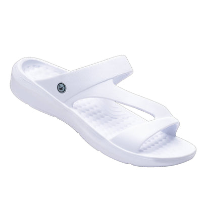 Joybees Womens Everyday Sandal White