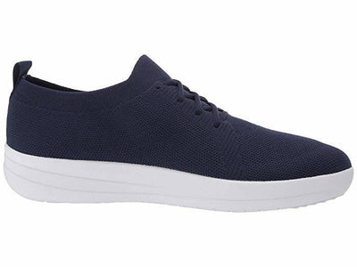 FitFlop Womens F-Sporty Uberknit Sneakers Midnight Navy