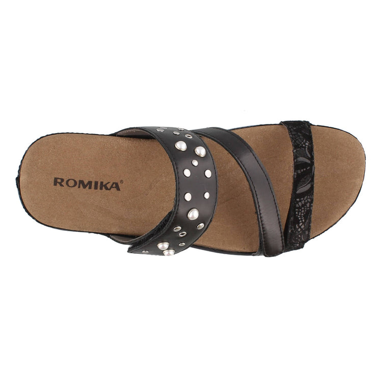 Romika Womens Fidschi 62 Black