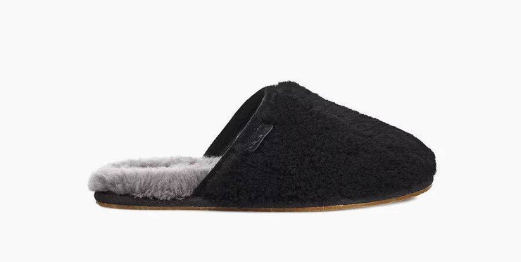 UGG Womens Fluffette Black