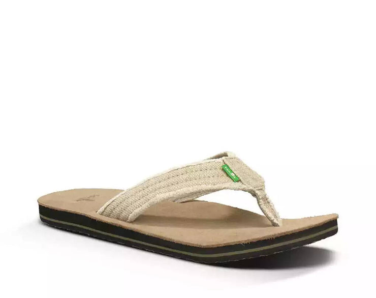 Sanuk Mens Fraid Not Natural
