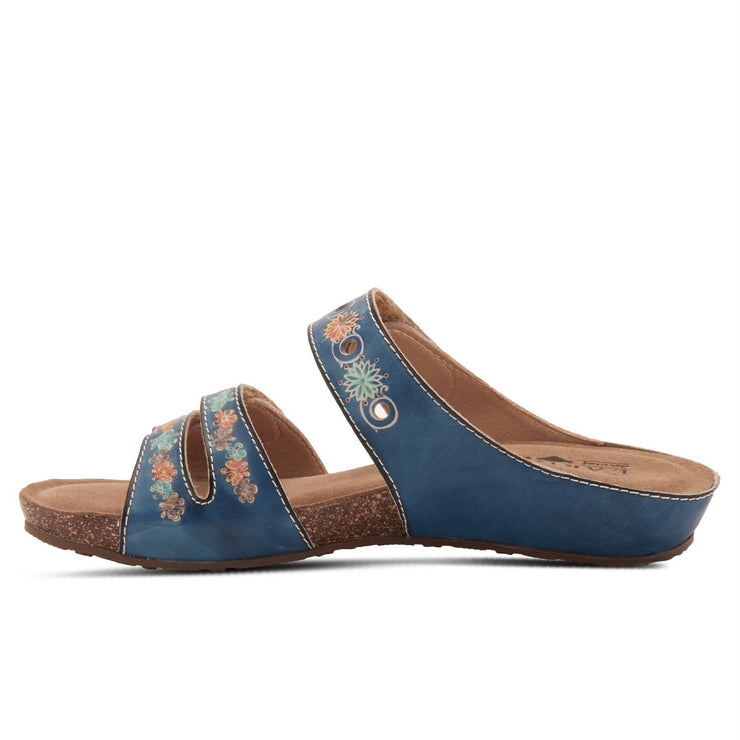 L'Artiste Womens Freesia Blue