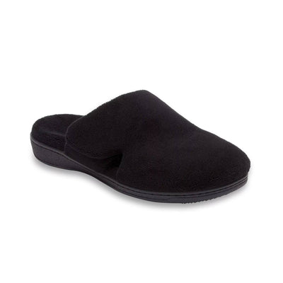 Vionic Womens Gemma Slipper Black