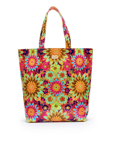 Consuela Grab N Go Basic Bag Trista Busy Floral