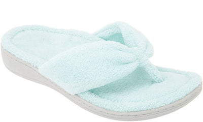 Vionic Womens Gracie Toe Post Slipper Mist