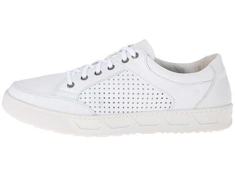Josef Seibel Mens Gui 17 White