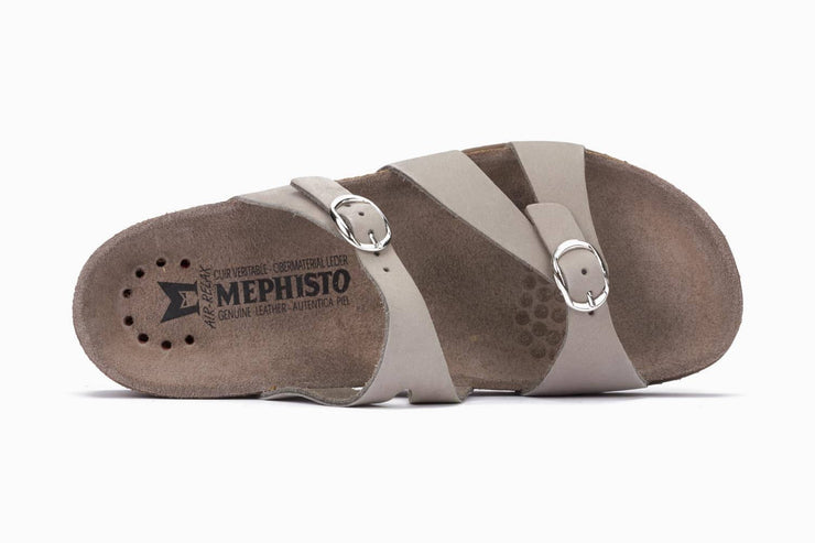 Mephisto Womens Hannel Light Grey