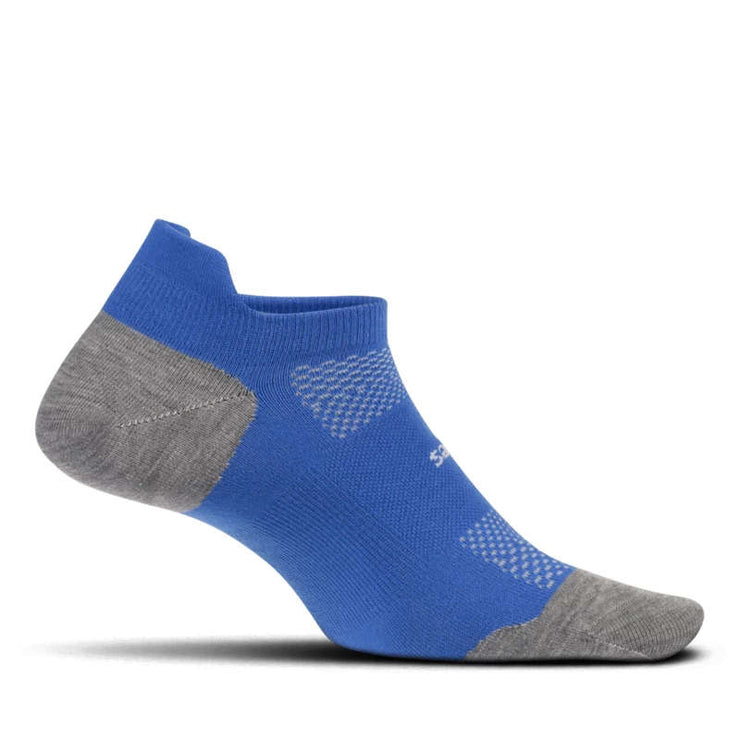 Feetures High Performance Ultra Light No Show Tab True Blue