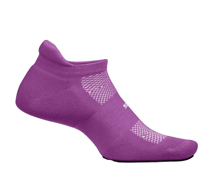 Feetures High Performance Ultra Light No Show Tab Purple Addict