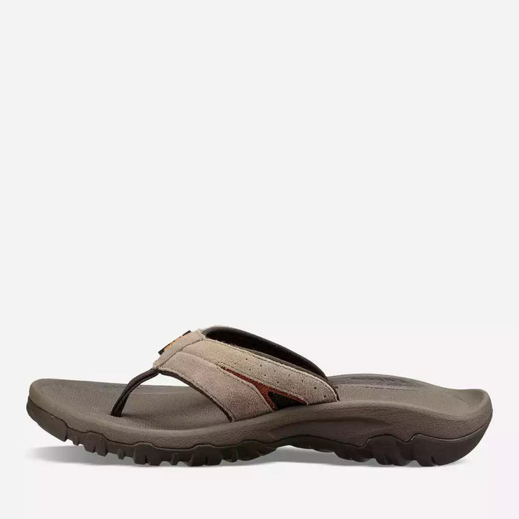Teva Mens Katavi 2 Thong Walnut