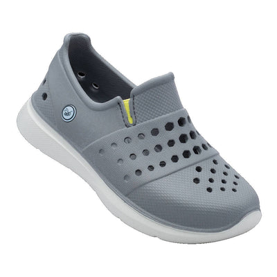 Joybees Kids Splash Sneaker Charcoal Light Grey