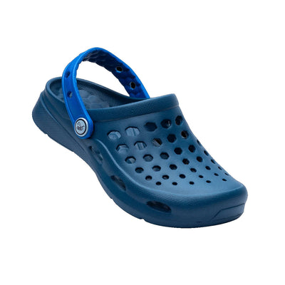 Joybees Kids Active Clog Navy Sport Blue
