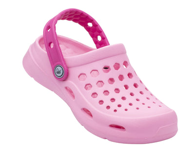 Joybees Kids Active Clog Soft Pink Sporty Pink