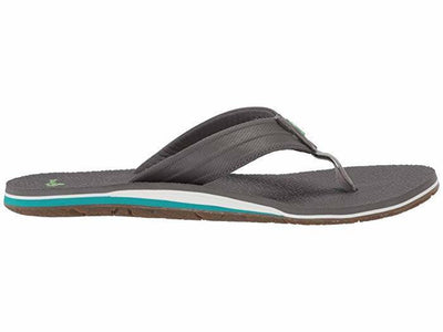 Sanuk Mens Land Shark Black