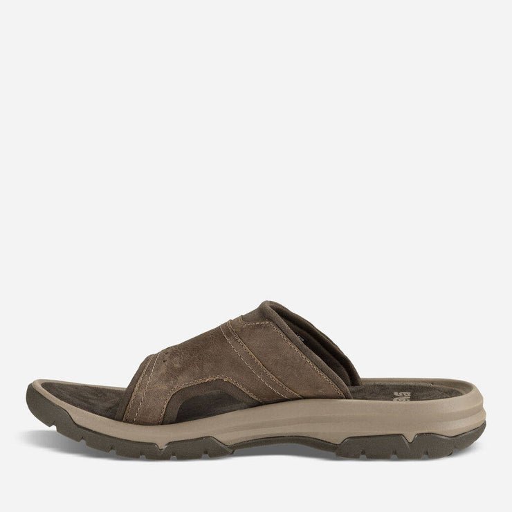 Teva Mens Langdon Slide Walnut