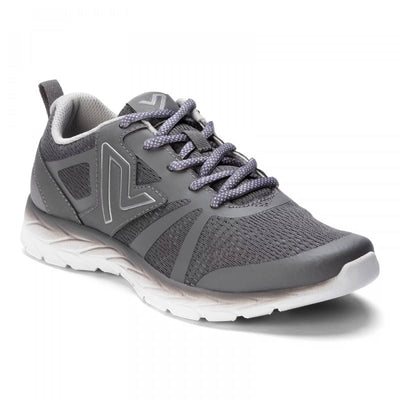 Vionic Womens Miles Active Sneaker Grey