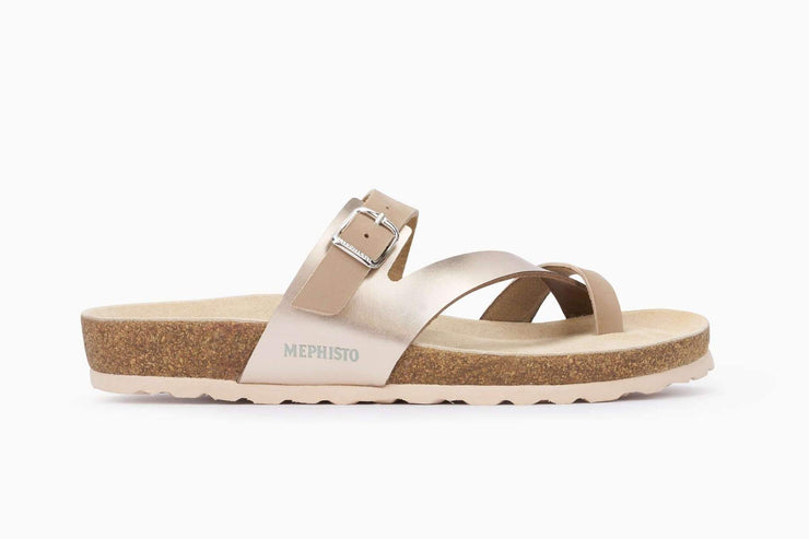 Mephisto Womens Nalia Light Taupe