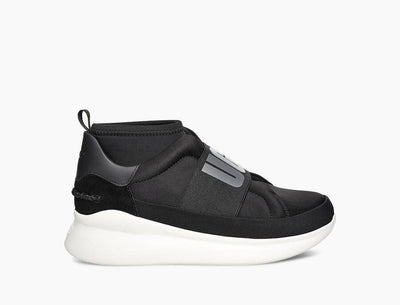 UGG Womens Neutra Sneaker Black