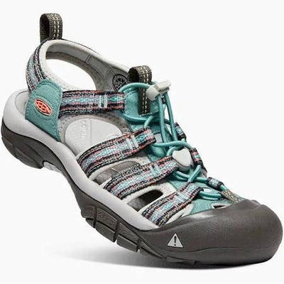 Keen Womens Newport H2 Real Teal Vapor