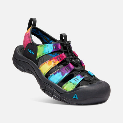 Keen Mens Newport Retro Original Tie Dye