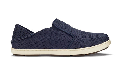 Olukai Mens Nohea Mesh Depth Blue