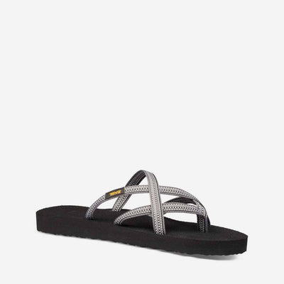 Teva Womens Olowahu Antiguous Grey