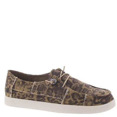 Yellow Box Womens Olsen Leopard