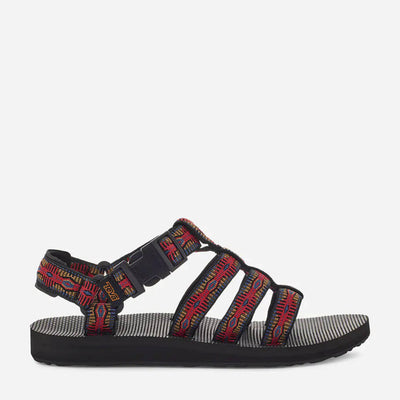Teva Womens Original Dorado Canyon Red