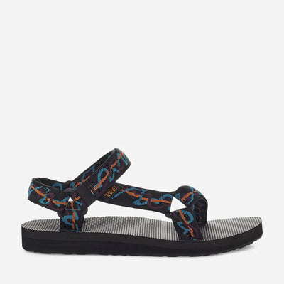 Teva Womens Original Universal Ziggy Black