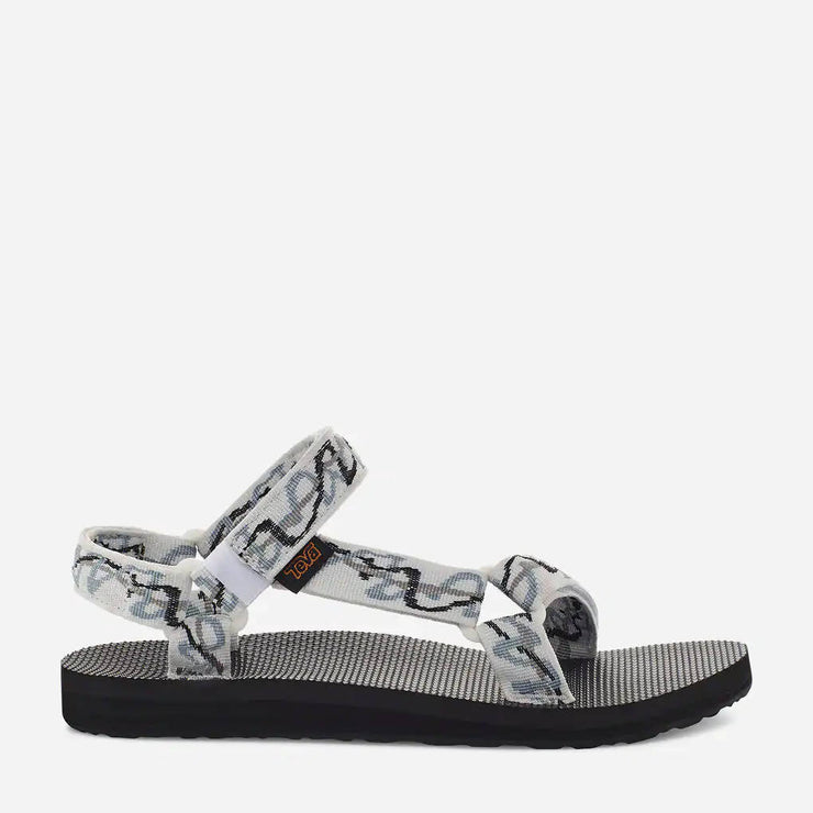 Teva Womens Original Universal Ziggy White