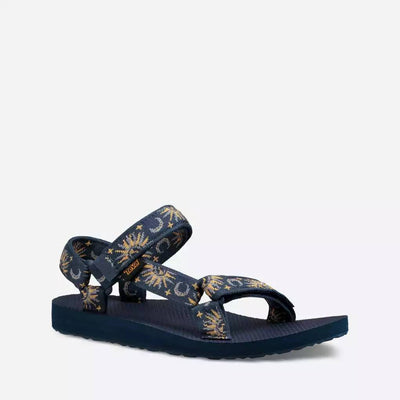 Teva Womens Original Universal Sun And Moon Insignia Blue
