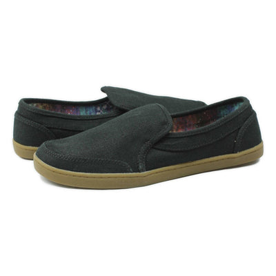 Sanuk Womens Pair O Dice Kassia Surf Coastal Plain Black