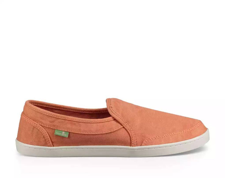 Sanuk Womens Pair O Dice Coral