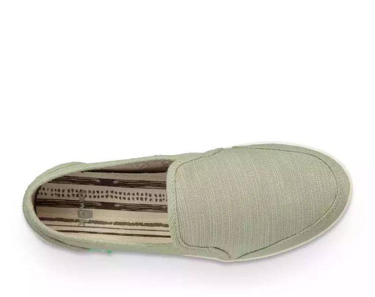 Sanuk Womens Pair O Dice Hemp Desert Sage