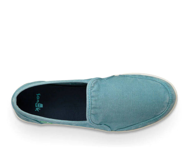 Sanuk Womens Pair O Dice Angel Blue