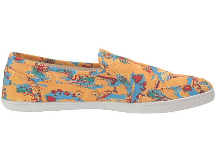 Sanuk Womens Pair O Dice Prints Tropical