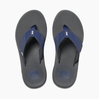 Reef Mens Phantom II Grey Navy