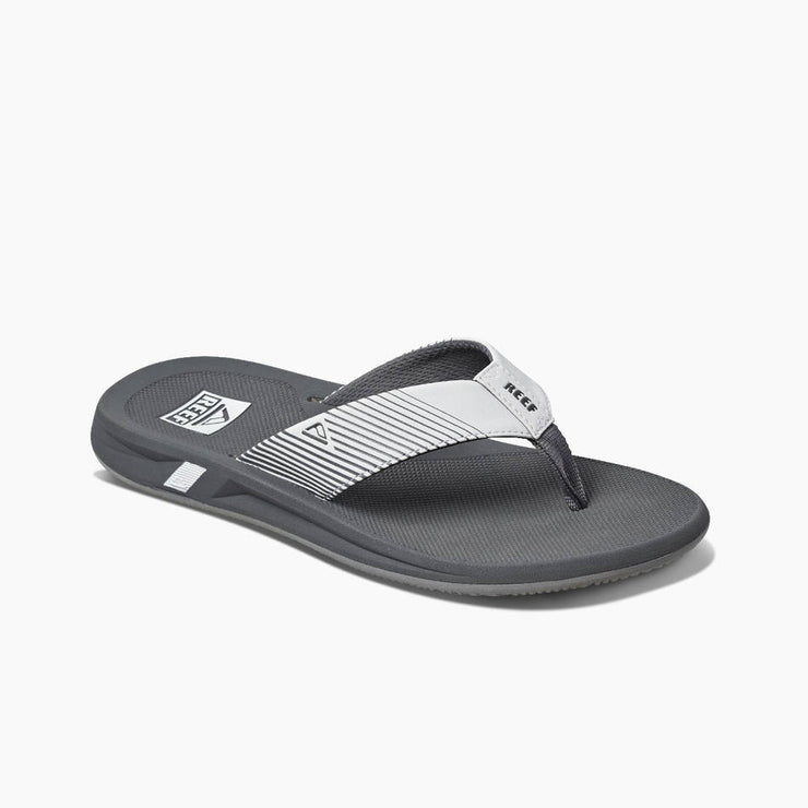 Reef Mens Phantom II Grey White