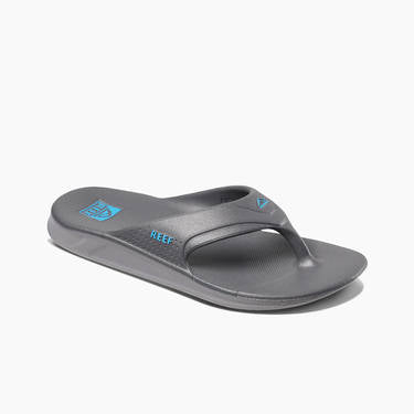 Reef Mens One Grey Blue