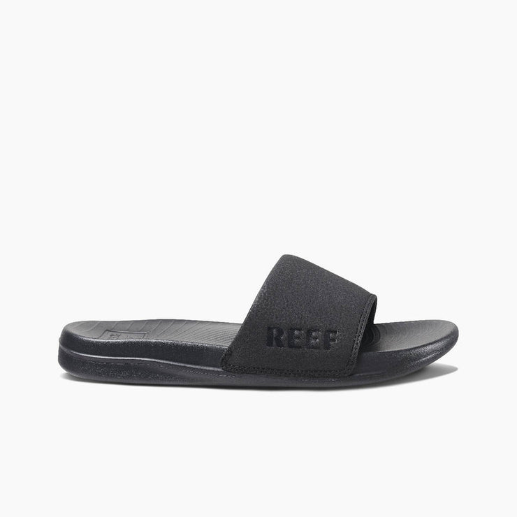 Reef Womens One Slide Black